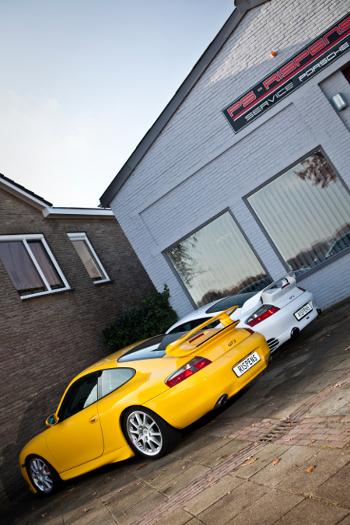 Porsche Onderhoud en onderdelen
