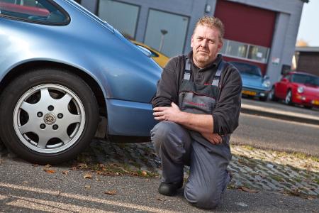 Porsche service en onderhoud APK